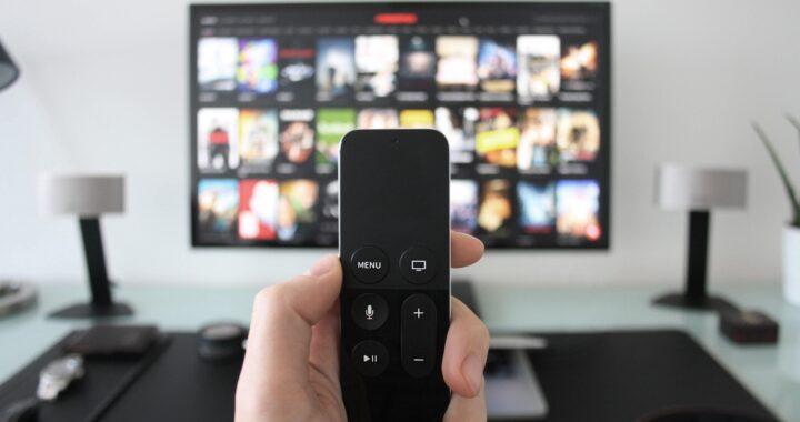 TV-fjernbetjening